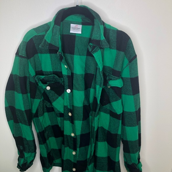 Rothco Other - Men's Plaid Flannel